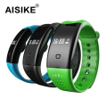 AISIKE Brand W2S Smart Watch relogio feminino Sleep Monitor Smart Bracelet Bluetooth Fitness Waterproof Tracker Wristband