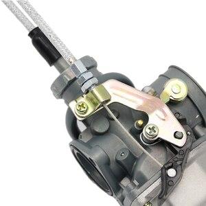 Image 5 - Alconstar  Dirt Bike Dual Throttle Cable Fit For KEIHIN PZ30mm PZ30 PZ 30 Accelerating Accelerate Pump Carburetor Motorcycle