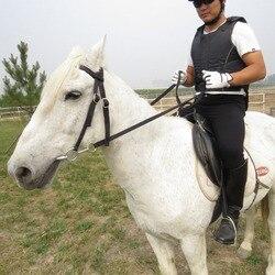 Классическое оборудование для верховой езды лошадь Холтер металлический глазок конные гонки конный спорт для конного спорта Аксессуары