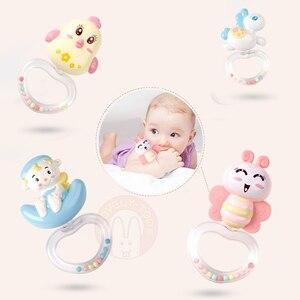 Image 5 - Baby Crib Mobiles Rammelaars Speelgoed Bed Bel Carrousel Voor Babybedjes Projectie Zuigeling Educatief Speelgoed 0 12 Maanden Voor Pasgeborenen