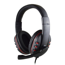 NEW Professional Wired Stereo Gaming Headsets With Good Sound Quality & Stability for PS4/MP3/PC/Computer Headphones for Gamer
