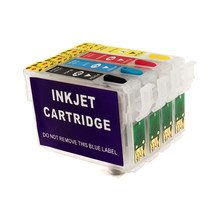 Untuk Epson SX235W SX420W SX425W SX435W SX235 SX420 SX425 SX235 235 420 Printer Ink Cartridge Tinta Isi Ulang Cartridge T1281(China)