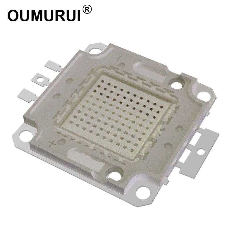 100W 50W 30W 20W 10W LED RGB COB Chip High Power Lamp RGB 30mil EPILEDS  Free Shipping 5pcs