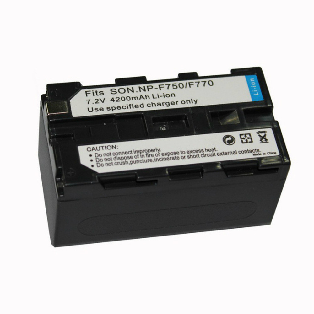SANGER NP F750 NP F770 Digital Camera Battery Rechargeable Replace Batteria for Sony CCD TR917 TR940 TRV101 TRV215 TRV25 TRV36 in Digital Batteries from Consumer Electronics