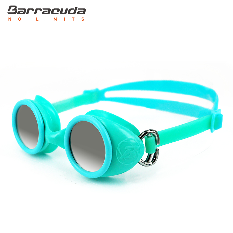 Barracuda Swimming Goggles WIZARD MIRROR 91310 Coating Swim Glasses For 6 12 Cute Eyewear font b