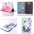 For Samsung Galaxy Tab A 10.1'' A6 T580N T585C Protective Stand Case for Galaxy Tab A 10.1 SM-T580/SM-T585 (2016) Tablet PC