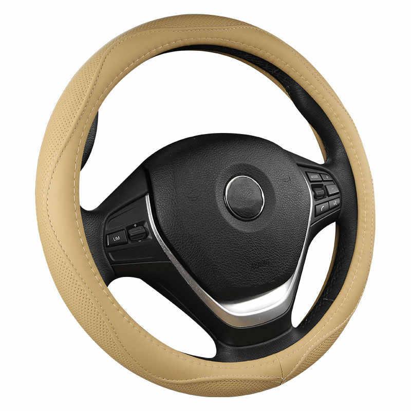 Araba direksiyon kılıfı deri kapaklar oto aksesuarları benz mercedes w110 w114 w115 w123 t123 w124 t124 w210 G C B E sınıf