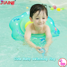 Baby Swimming Ring Seat Inflatable Circle For Bathing Newborns Swimtrainer Children