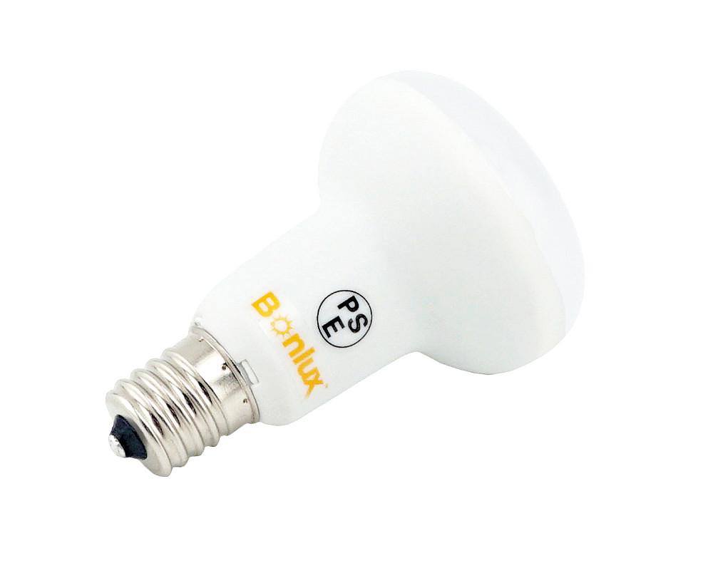 Dimbare 5w led lamp licht e14 r50 220v e14 basis paraplu vormige