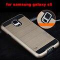Роскошные назад коке дело чехол для samsung galaxy s5 s 5 neo i9600 оригинал тпу pc Противоударный батареи телефон случаях черный g900f
