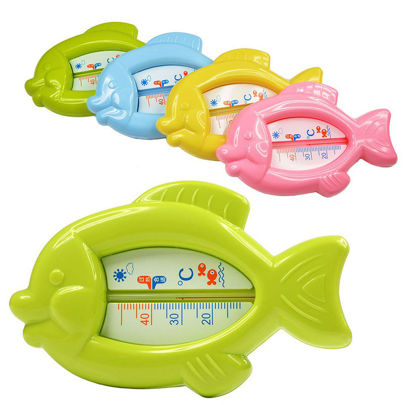 Baby Bath Toy Thermometer Multi-purpose Baby Water Thermometers Bath Tub Water Sensor Thermometer Room Thermometer