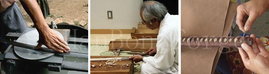 katana making