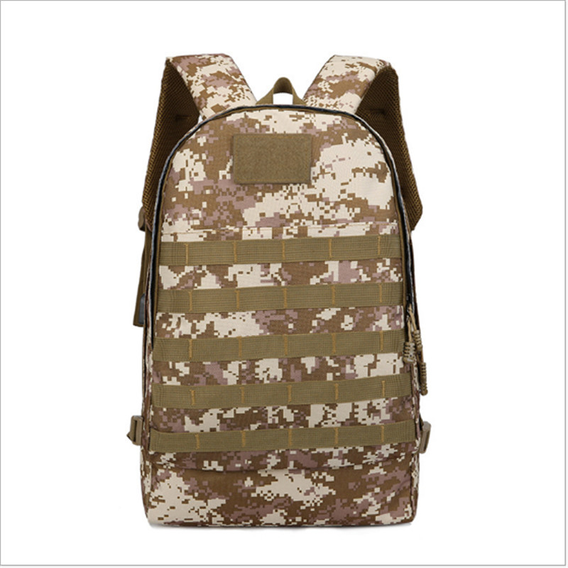 Backpack Fitness-Bag Military-Fan Outdoor Tactics Usb-Charging Velcro Leisure Motion