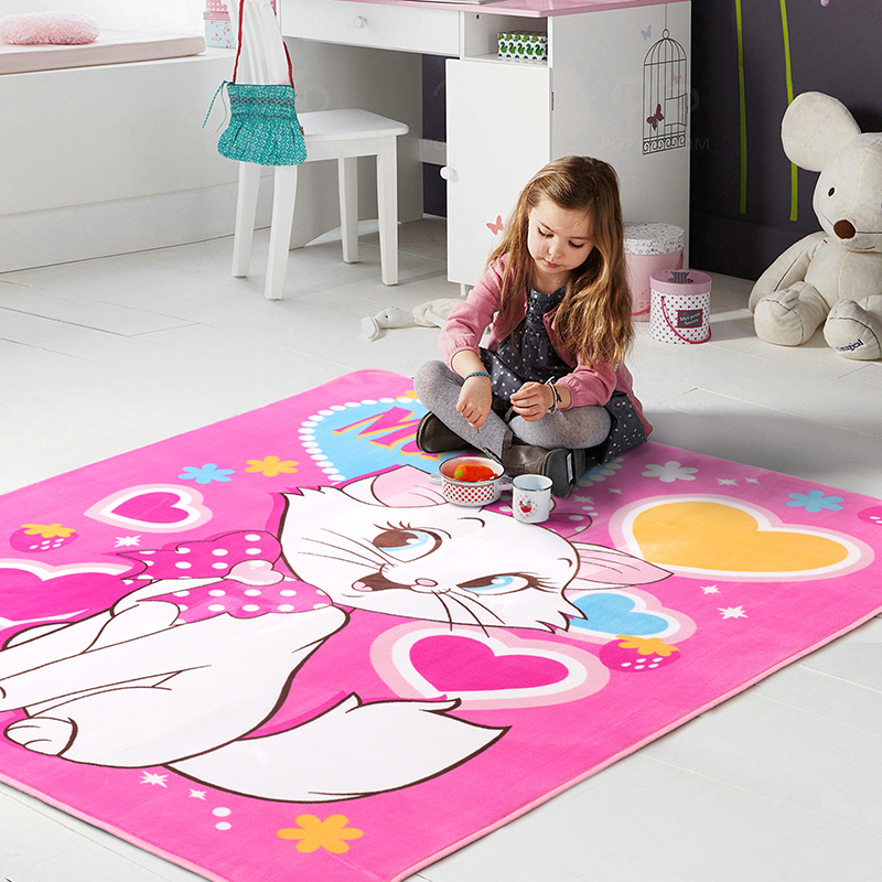 Plush Educational Baby Play Gym Mat Infant Kids Floor Rug Blanket ...