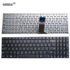 GZEELE US for ASUS X553M X553MA K553M K553MA F553M F555L F553MA A553M A553MA D553M D553MA R556L English laptop keyboard black(China)