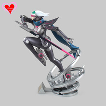 Love Thank You LOL The Grand Duelist Fiora PVC Anime Figure Toy Collection model gift New Hobby