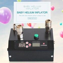 B352-gonfleur à hélium bébé | Chronomètre et sortie d'air quantitative petit et facile à utiliser, adapté aux machines remplies d'hélium