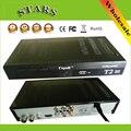 RÚSSIA/EUROPE/TAILÂNDIA HD MPEG4 DVB-T2 Digital video Broadcasting Set up box Compatível com o USB DVB T2 caixa de sintonizador de TV Inteligente