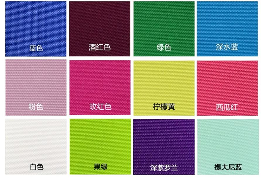 Strong and thick Cordura 500D nylon fabric,short-time waterproof material,abrasion-Resistant fabric,PU coating breathing ripstop