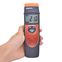 Professional SPD201/O2 Oxygen Gas Alarm Detector Oxygen Alarm Digital Handheld O2 Gas Detector Tester Portable Air Quality Meter