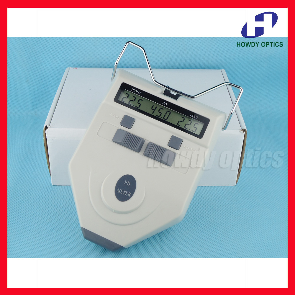 9A Digital PD Meter Pupilometer LCD display PD measurement