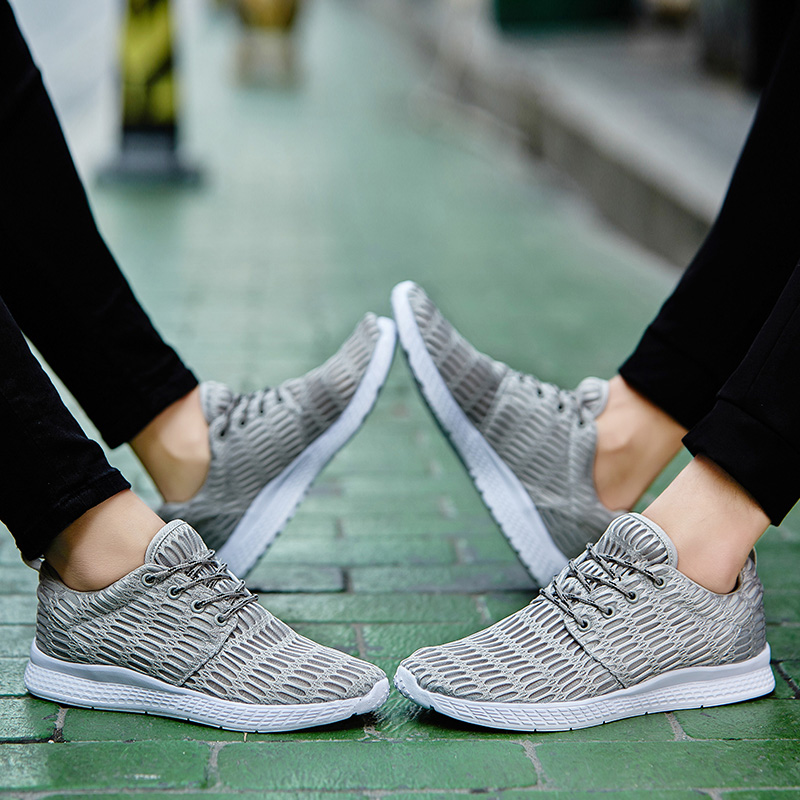Valentine Shoes Woman Sport Casual Shoes Women Trainers Flat Heel Low Top Women Shoes Outdoor Air Mesh Runner Shoes Flats ZD66 (51)