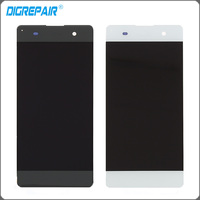 5 0 Inch White Black For Sony Xperia XA F3111 F3113 F3115 F3116 LCD Display Monitor
