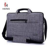 HAINES Brand 2017 New 14 6 15 6 Inch Notebook Computer Laptop Sleeve Bag Men Women
