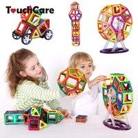 34 Pcs Staerter Inspire Kit Learning Educational Toy Magnetic Blocks Preschool Skills Game Construction Stacking Sets