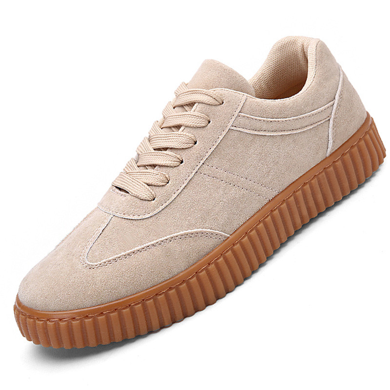 KUYUPP Men Casual Shoes quality creepers suede shoes size 39-44 luxury men shoes flats chaussure femme 2017 spring autumn Y171 (25)
