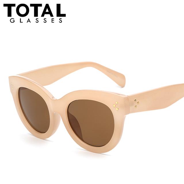 Mercedes Totalglasses Pontos Moda Óculos De Marca óculos de Sol Das Mulheres de Grandes Dimensões Óculos De Sol Do Vintage Feminino Designer De Oculos De sol