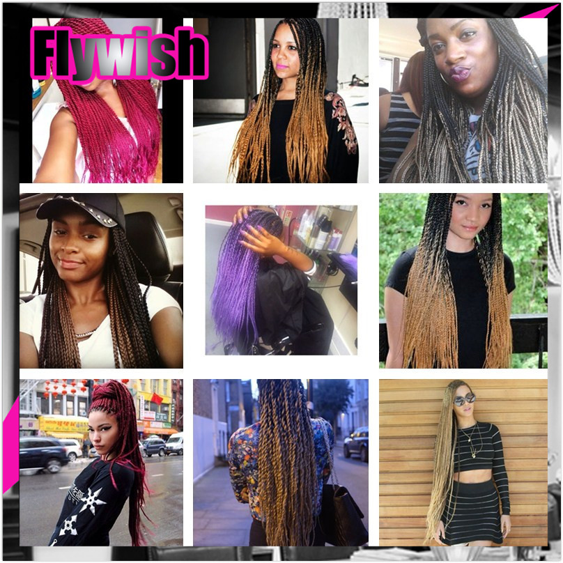 Heat Resistant Synthetic Hair Extensions 24in 100g Silky Straight