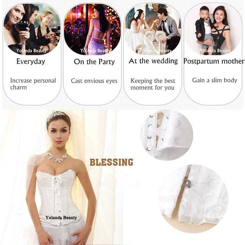 waist shaper corsets