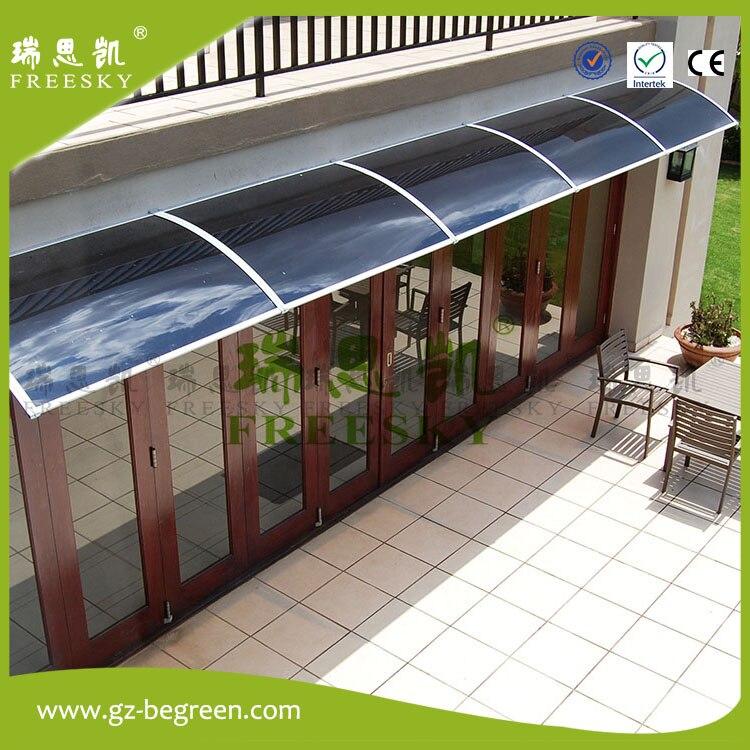 Popular balcony awnings buy cheap balcony awnings lots for Balcony canopy
