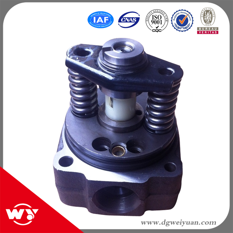 High quality Auto spare part diesel engine part head rotor 1468336513 6/12R rotor head