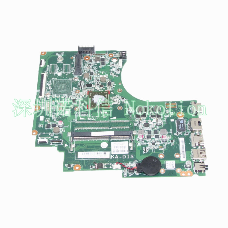 NOKOTION 747148-501 For HP 255 G2 15-D series laptop motherboard 747148-001 P/N:01019BG00-491-G A4-5000 mainboard 747262 001 for hp 240 246 g2 14 d series laptop motherboard p n 010194g00 35k g hm76 mainboard rpga989 100