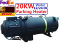 20kw 24V  Water Heater Similar Webasto Heater Auto Liquid Parking Heater With  For Trucks Hot Sell In Europe Free Shipping
