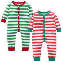 304a89e5e Buy stripe red green jumpsuit and get free shipping on AliExpress.com