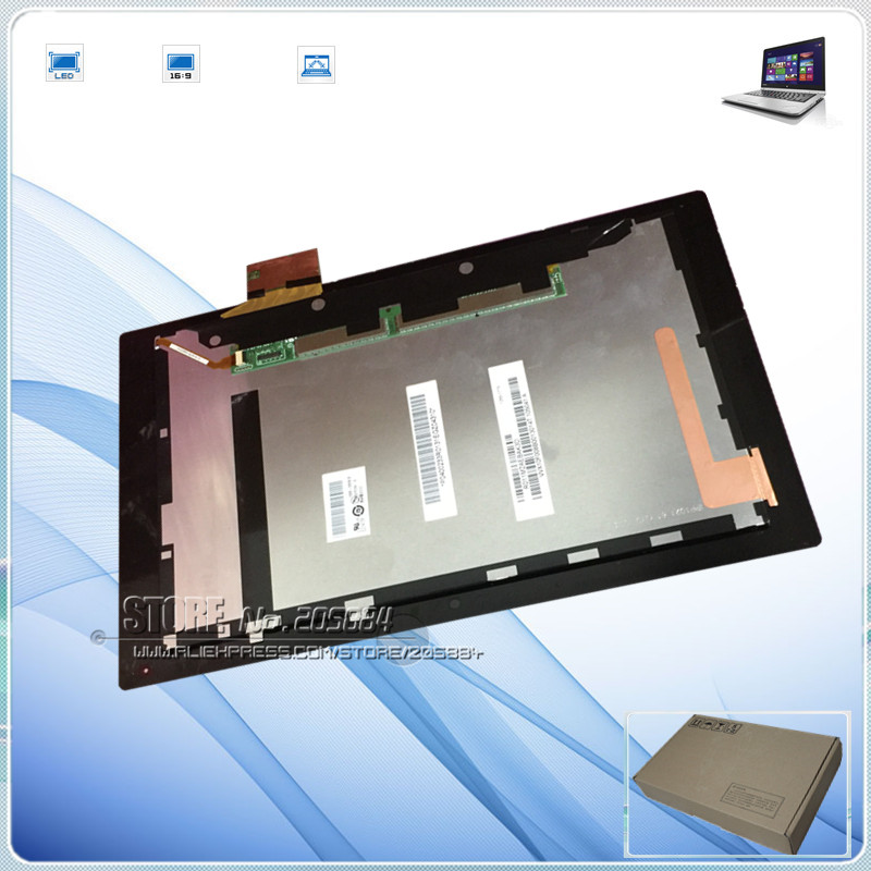 FOR SONY Xperia Tablet Z1 SGP311/312/321/341 LCD Touch screen assembly VVX10F008B00