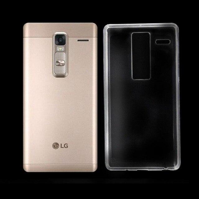 47833bc135d0f3 RIVAS 100% Original Silicon Case For LG Class LG Zero H740 F620 H650 Soft  Transparent Crystal TPU Phone Cover Case For LG Zero