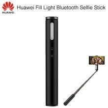 Original Huawei Fill Light Bluetooth Selfie Stick Portable Wireless Monopod Extendable Handheld Shutter Holder For IOS/Android