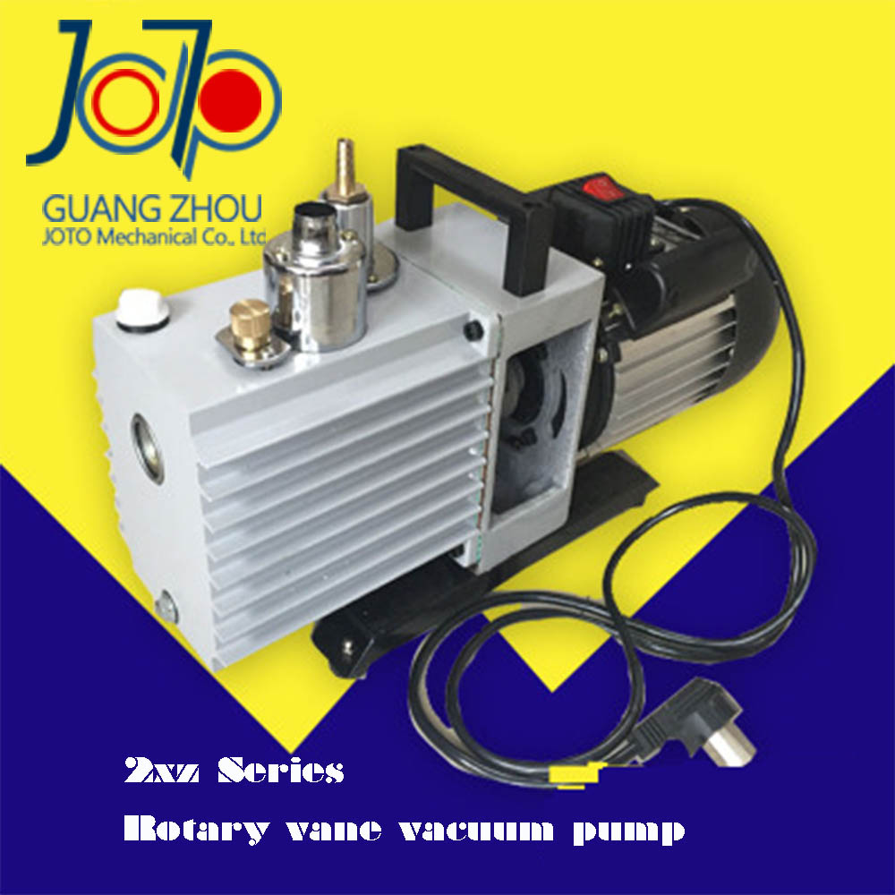 220V50HZ 2XZ-0.25 direct coupled rotary vane vacuum pump for vaccum welding with good quality