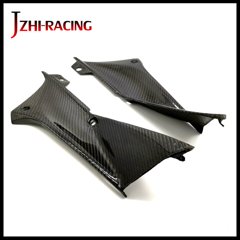 1 Pair Tank Side Cover Fairing For YAMAHA 2002-2003 YZF-R1 02-03 YZFR1-Unpainted