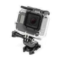 Снимать 360 градусов Поворот j-крюк пряжки базы вертикальной поверхности адаптер крепление для GoPro Hero 7 6 5 Xiaomi Yi Sjcam Sj4000 аксессуар 4