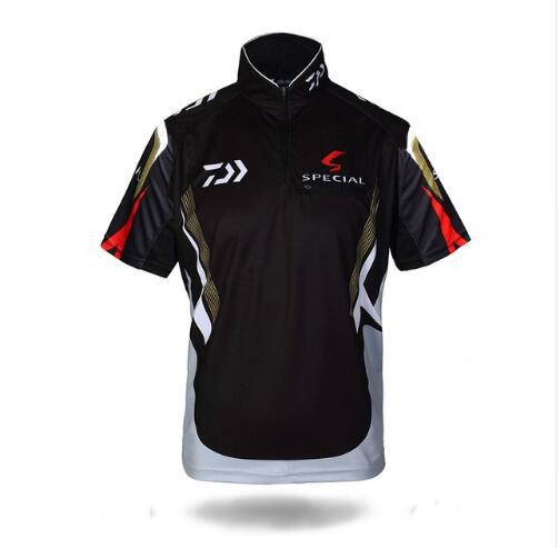 2016 New Men Brand Fishing <font><b>Clothing</b></font> <font><b>UV</b></font> Protection Moisture Wicking Breathable Long & Short Sleeve Fishing Shirt Camisas Pesca