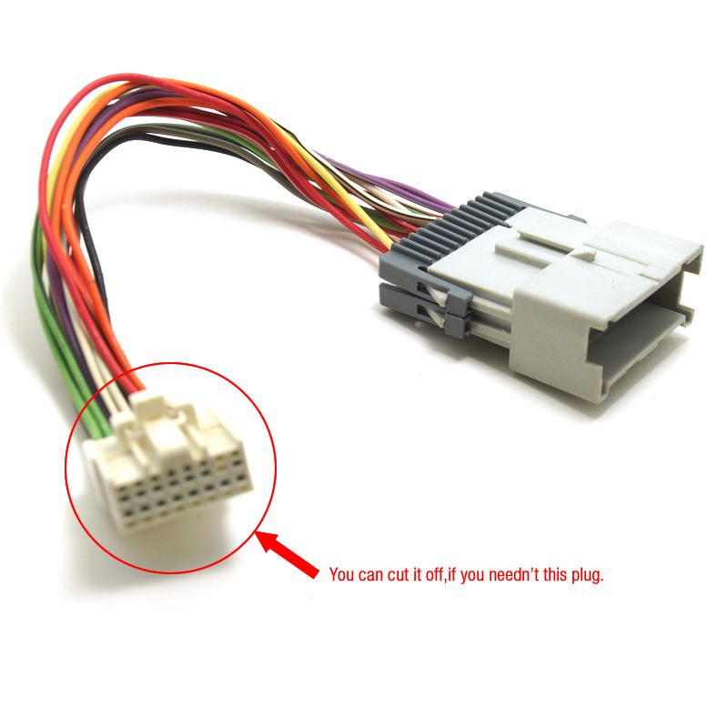 Wiring Car Stereo Without Harness Wiring Diagrams Tarako Org