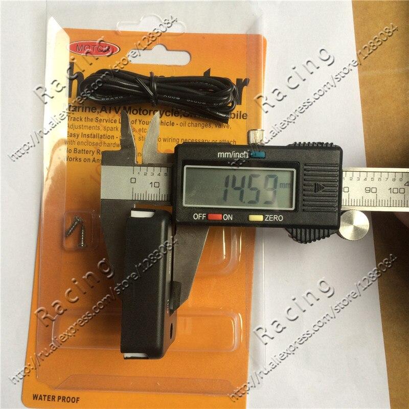 Frete Grátis Digital Indutivo Hour Meter temporizador