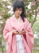 El envío gratuito! Chiduru Yukimura Cosplay del Anime de Japón Kimono Trajes de Cosplay para Las Mujeres