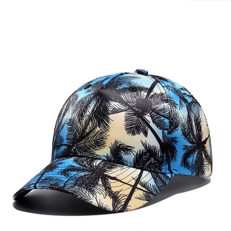 Baseball Cap Ladies Men 2018 New Cotton Stretch Cap Hippie Sun Hip Hop Adjustable Casual Hat Autumn