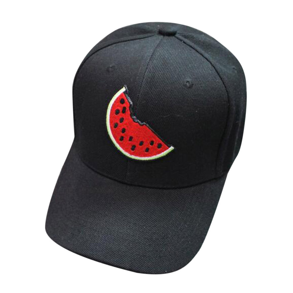 Men Women Pineapple Dad Hat Baseball Cap Polo Style Watermelon ice cream  Unconstructed Fashion Unisex Dad cap hats e521ffa5d6e